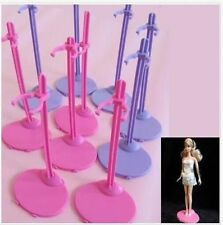 20pcs/pack Contemporary Barbie Doll Body Stand Fixed Stents Holder New Xmas Gift