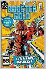 Booster Gold #3 1986 (C6411) DC Comics