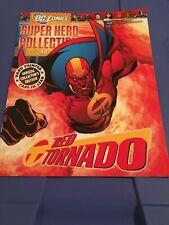Red Tornado Dc Comics Super Hero Collection #48 Eaglemoss *No Figure*