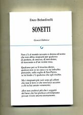 Enzo Belardinelli # SONETTI # Genesi Editrice 2005