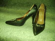 High Heels  Stiletto Pumps Schwarz 37