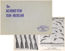 Remington Gun Museum 1966 150th Anniversary