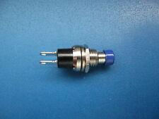 Miniatur-Taster Schließer PBS-10B-2 Blaue Kappe