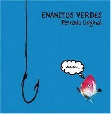 ENANITOS VERDES - PESCADO ORIGINAL (2006 BRAND NEW CD)