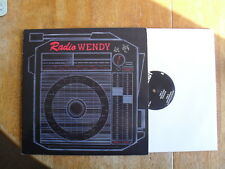 "Radio Wendy 45rpm 10"" Mean Ether Potholes / Badassteroid / Saterlite,Saterlite"