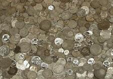 1/4 LB. 90% US SILVER COIN LOT GUARANTEED Including MORGAN OR PEACE DOLLAR