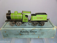 "VINTAGE HORNBY C/W  MODEL No M I /.M2930 0-4-0 LOCO AND TENDER  NMIB   ""RARE"""