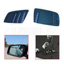 Passenger Side WIDE ANGLE WING DOOR MIRROR GLASS BMW 5 E60 E61 E62 2003-2014