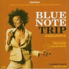 DONALD BYRD/LEE MORGAN/+ - BLUE NOTE TRIP VOL.4-JAZZANOVA 2 CD JAZZ SWING NEU