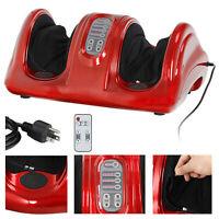 Electric Shiatsu Kneading Rolling Foot Massager Machine Personal Health Studio