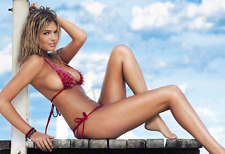 "Kate Upton Poster 13x19"" Bikini"