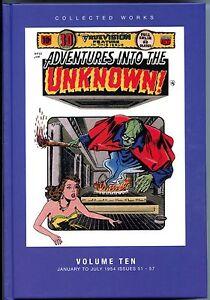Adventures into the Unknown Vol 10, Hardback