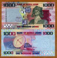 Sierra Leone, 1000 (1,000) Leones, 2013, P-30b, UNC