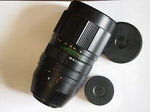 JUPITER 21M 200 mm 1:4 mount M42 Lens
