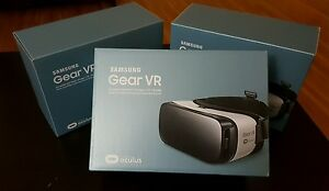 SAMSUNG GEAR VR OCULUS SM-R322 CONSUMER EDITION For GALAXY NOTE 5 S6 PLUS EDGE!!