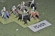25 mm Fantasy Skeleton Riders CAVALLERIA 6 (15059)