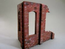 1/35 scale Industrial Ruin #1 - 2 wall sections