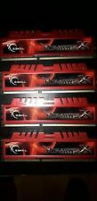 G.Skill Ripjaws X KIT 16GB 1600 Mhz DDR3 Desktop Memory Ram (4 x 4gb)