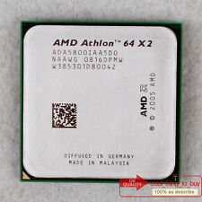 AMD Athlon 64 X2 5800+ Dual-Core CPU Socket AM2+ (ADA5800IAA5DO) 3 GHz/1M/1000