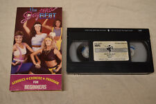 The Daytona Beat - Aerobics Exercise Program for Beginners 1980's VHS Tape