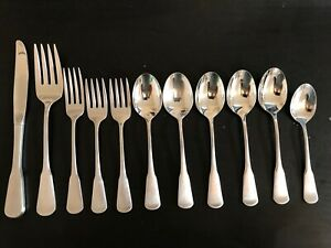 Mixed Lot 11 Pieces COLONIAL BOSTON Minute Man Satin Oneida Stainless Flatware