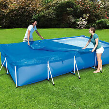 SWIMMING POOL COVER ROUND / Square COVER PADDLING SHEET EASY SET UP