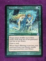 Gaea's Blessing - Time Spiral Timeshifted  VO  MTG PLAYED (see scan)