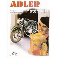 ADLER Motorrad Motorräder M und MB Modelle Bildband Geschichte Typen Buch