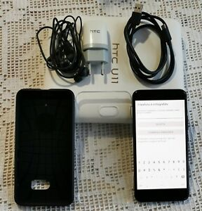 Smartphone HTC U11 + 2 COVER *COME NUOVO*
