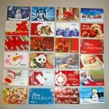 90 Collectible Gift Cards - WALMART - all Different - No Value