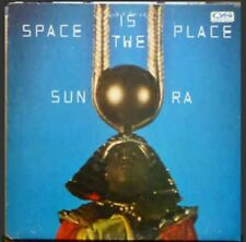 RARE SUN RA Space Is The Place LP Vinyle 1973 Blue Thumb records US Press