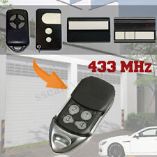 4BT 433 MHz Garage Door Remote Compatible For Liftmaster 4335 4330 4333 B&D PTX4