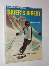 Skier's Digest By Frank Covino. All New 2nd Edition Softback Book USA Issue 1976