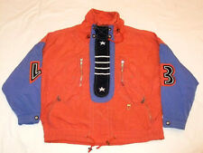 *WILLY BOGNER WINTER SKI JACKE *ÜBERZIEHER*THYLMANN*BUNT*RETRO*GR: M*TIP TOP