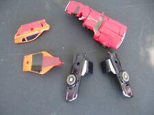Transformers Cyberverse Legends Cliffjumper Knock Out parts lot - Prime Vehicon