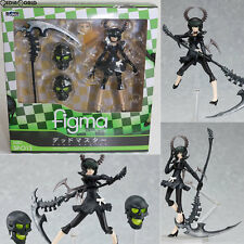 [USED] figma Dead Master Black Rock Shooter Figure Max Factory Japan