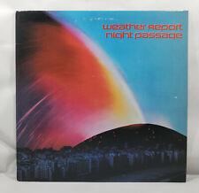 Weather Report: Night Passage [Vinyl Record LP]