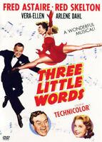 Three Little Words DVD NEW