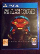 Space Hulk Nuevo Precintado PS4 Rol táctico Warhammer Playable in English
