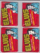 DONRUSS - Vintage Non Sport Wax Packs - Elvis Presley