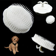 Pet Hair Shampoo Scalp Body Massage Cleanning Brush Dog Cat Massager Comb Groom