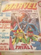 Marvel Superheroes  October 1979 - Avengers, Grim Reaper, X-Men, Miss Marvel & D