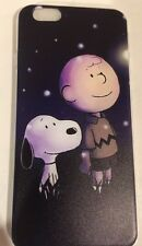 Charlie Brown/ Snoopy Silicone/Gel Case For The IPhone 6 6/s