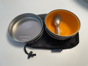 Snow Peak Titanium Hybrid Trail Cook Set