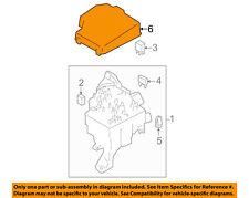 Scion TOYOTA OEM 13-16 FR-S 2.0L-H4 Fuse Relay Box-Upper Cover SU00302433