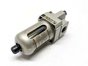 SMC NAL2000-N02-3C Modular Lubricator