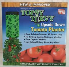 Topsy Turvy New & Improved upside down tomato planter as seen on tv seed planter