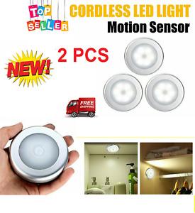 6LED Motion Sensor Motion Indoor Home Night Light Wall light with Lights inside