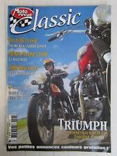 Moto revue CLASSIC N° 26 /Münch Mammut 1600 / 1000 René Gillet + poster