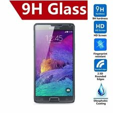 9H+ Tempered Glass Screen Protector Samsung Galaxy Note3 Note4 Note5 S5 S6 Lot
